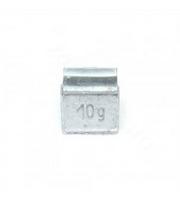 Грузики набивные ALU для легкосплавных (литых) дисков 10г