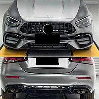 Обвес E63S AMG на Mercedes Benz E-class W213 Рестайлинг 2020+