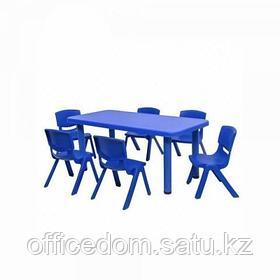 Стол со стульями детский