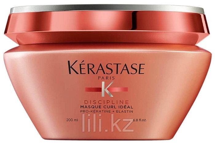 Маска для вьющихся волос Kerastase Curl Ideal Discipline Masque 200 мл.