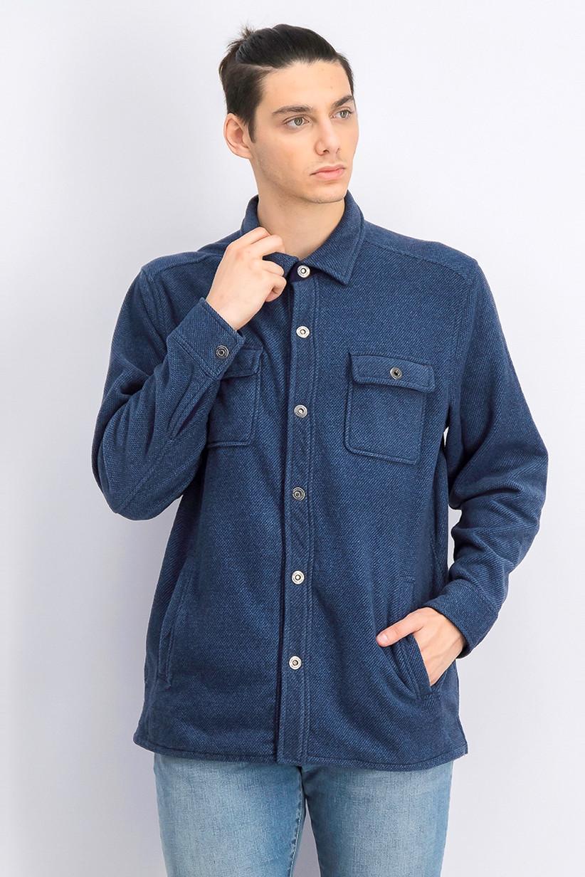 Tommy Bahama Мужская куртка-рубашка-Т1