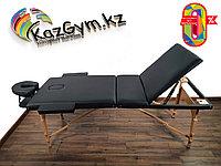 Массажный стол складной с регулировкой наклона, с чехлом X-015, фото 1