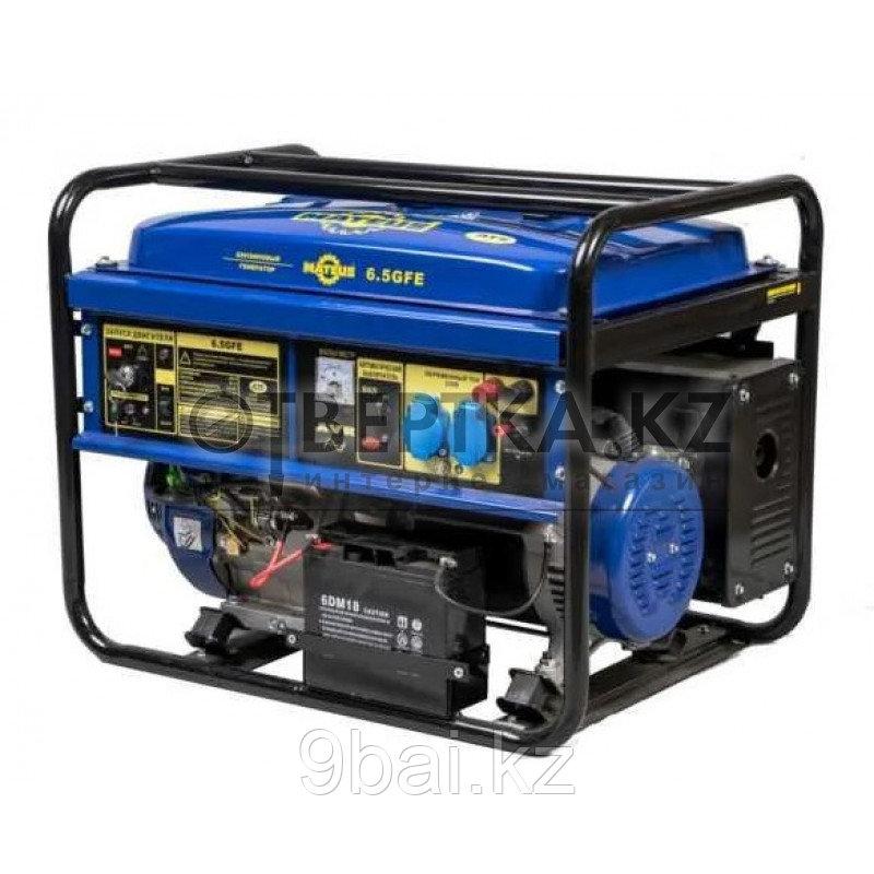Бензиновый генератор Mateus  MS01107