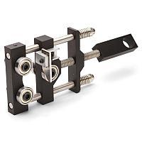 Инструмент для снятия полупроводящего экрана на кабелях с изоляцией из сшитого полиэтилена