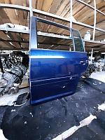 Дверь Volkswagen Golf MK6 2.0 FSI BVY 2007 задн. лев. (б/у)