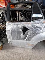Дверь Toyota Hilux Surf N215 2.7 2TR-FE 2006 задн. лев. (б/у)