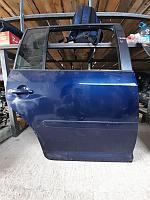 Дверь Volkswagen Golf MK6 2.0 FSI BVY 2007 задн. прав. (б/у)