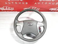 Аирбаг на руль Toyota Camry XV40 2.4 2AZ-FE 2008 (б/у)