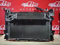 Радиатор кондиционера Mercedes-Benz A-Class W169 2005 (б/у)