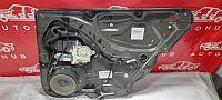 Дверные карты Volkswagen Passat B6 2.0 FSI T BVY 2007 задн. прав. (б/у)