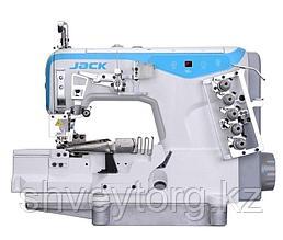 Плоскошовная швейная машина  JACK JK-W4-D-02GB*356