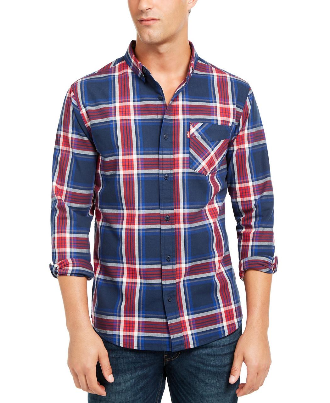 Levi's Мужская рубашка-Т1 - фото 1