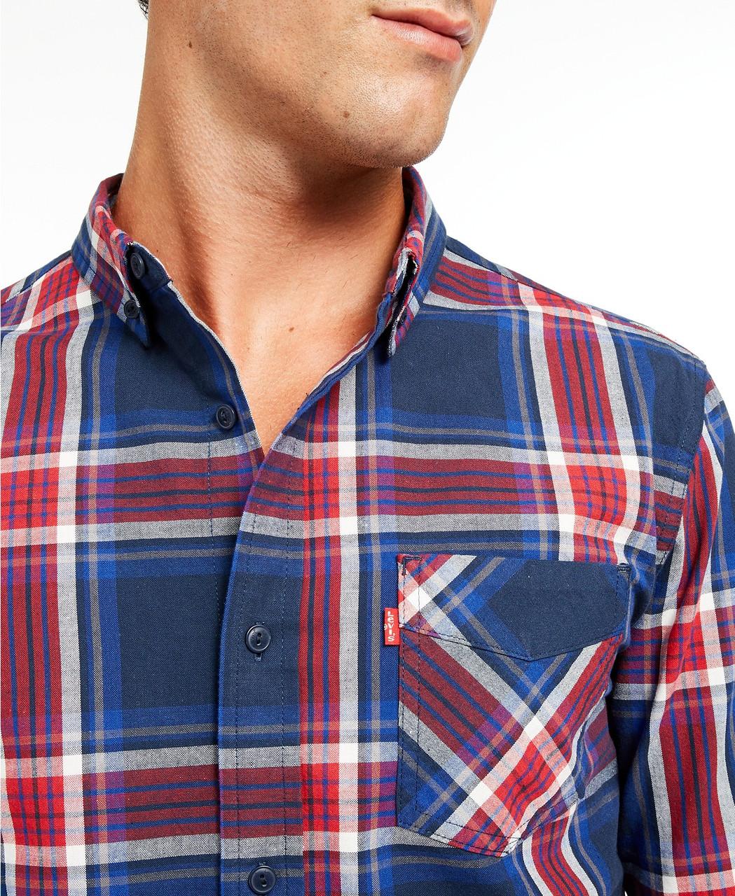 Levi's Мужская рубашка-Т1 - фото 3