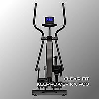 Эллиптический тренажер Clear Fit KeepPower KX 400, фото 3