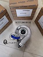 Турбина Hidromek 102 на двигатель Perkins 2674A200, 2674A822