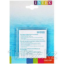 Ремонтный комплект, самоклеящиеся заплатки Intex, 59631