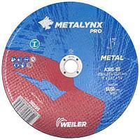 Круг отрезной Metal 230 х 2,5 х 22,23 Metalynx PRO A30S-BF (Weiler Abrasives, Slovenija)