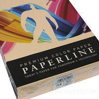 Бумага цветная PAPERLINE IT 150 цвет Peach/персиковый А4, 80 гр/м2, 500 листов