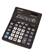Калькулятор настольный Citizen Business Line 12-разрядный 205x155x35 мм., черный