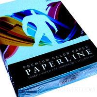 Бумага цветная PAPERLINE IT 220, TURQUOISE (бирюзовый) А4, 80 гр/м2, 500 листов