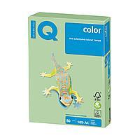 Бумага цветная IQ Color MG28 цвет зеленый А4, 80 гр/м2, 500 листов
