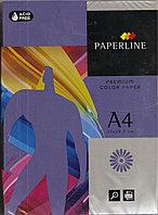 Бумага цветная PAPERLINE цвет COBALT/темно-синий IT 42A, А4, 80 гр/м2, 500 листов