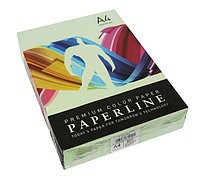 Бумага цветная Paperline цвет Lagoon А4, 80 г/м2, 500 листов