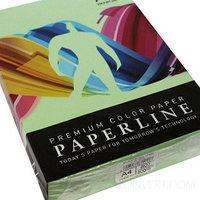 Бумага цветная PAPERLINE IT 190 цвет Green/зеленый А4, 80 гр/м2, 500 листов