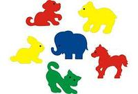 Флексика. Мозаика-набор Мир животных