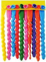 """Веселая затея Набор воздушных шаров """"Спираль"""", 10 шт, цвет разноцветный"""