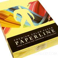 Бумага цветная PAPERLINE цвет Yellow/желтый, А4, 160 гр/м2, 250 листов