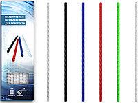 Пластиковые пружины для переплета (12 мм/105) (100 шт в пач)