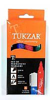 Набор маркеров перманентных Tukzar, размер 161x73x18 мм