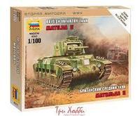 Конструктор Британский средний танк Матильда II