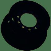 Диск колесный Камаз-43118 в сб (310-533) (43118-3101012) усиленный