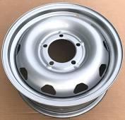Диск колесный УАЗ (16) штамп (6,5jх16 Н25х139,7) ET40 цвет серебр.