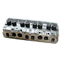 Головка блока цилиндров 40524,40525,40904,40905 Евро-3 в сб. с прокл и крепеж,длинные болты,трехопор