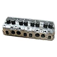 Головка блока цилиндров 409051,409052 бенз/газ, для УАЗ-Патриот,Профи в сб с прокладкой, крепеж, изм