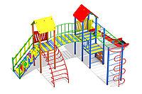 Игровой комплекс Венера для детей от 5 до 12 лет, длина 6260 мм