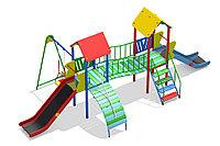 Игровой комплекс Юпитер для детей от 5 до 12 лет, длина 4300 мм