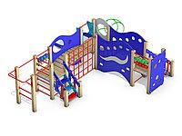 Игровой комплекс Атлантида для детей от 3 до 7 лет