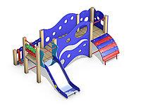 Игровой комплекс Атлантика для детей от 3 до 7 лет