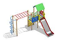 Игровой комплекс Турист для детей от 3 до 7 лет