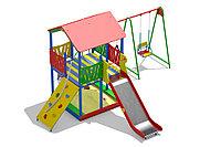 Игровой комплекс Форт Боярд для детей от 3 до 7 лет