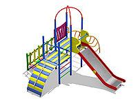 Игровой комплекс Крепость 02 для детей от 3 до 7 лет