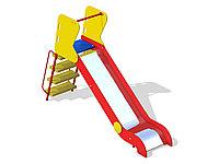 Горка-скат Люкс, для детей от 3 до 7 лет