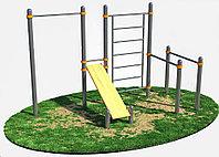 Детский спортивный комплекс Воркаут №5
