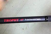 Карповый подсак TROPHY из карбона 2.5 длина, фото 5