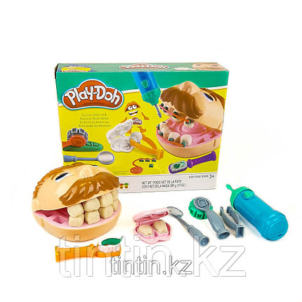 Набор пластилина - «Мистер зубастик» Play-Doh, фото 2