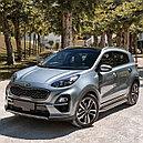 Пороги Hyundai Tucson (2015-2021)/Kia Sportage (2016-2021) Premium, фото 3